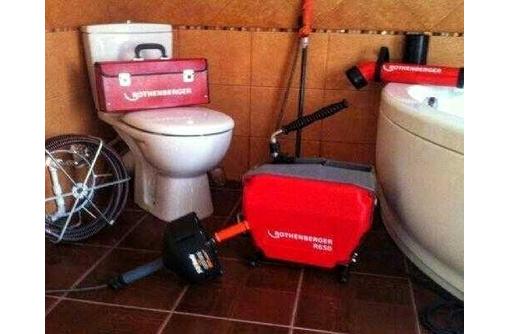 Прочистка канализации. Устранение засора в частном доме, кафе, предприятии, отелей и т.д., фото — «Реклама Севастополя»