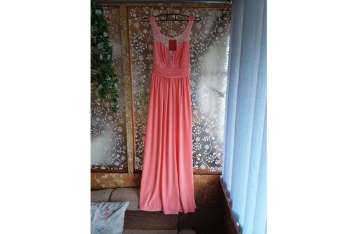 Платье в пол вечернее  (длинное), фото — «Реклама Бахчисарая»