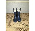 Сапожки резиновые детские - Одежда, обувь в Симферополе
