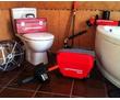 Прочистка канализации, канализационных труб. Устранение засора электрооборудованием, фото — «Реклама Алушты»