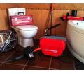 Прочистка канализации, канализационных труб. Пробивка и удаление засора электрооборудованием - Сантехника, канализация, водопровод в Ялте