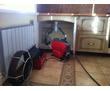 Прочистка канализации, канализационных труб. Чистка и устранение засора электрооборудованием, фото — «Реклама Алушты»