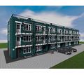 Проект таунхауса - 8 блокированных трехэтажных дома - Услуги по недвижимости в Севастополе