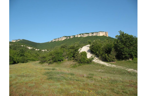 Видовой участок в горно-лесном Крыму, фото — «Реклама Бахчисарая»