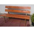 Продается красивая, долговечная скамья для дачи и загородного дома - Садовая мебель и декор в Севастополе