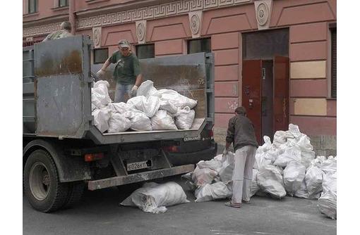 Вывоз строительного мусора,грунта,хлама,веток,травы.КамАЗ,ЗиЛ,Газель, фото — «Реклама Севастополя»