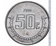 50 сентаво ( Мексика ) 2016 -2017-2018 гг. выпуска, фото — «Реклама Бахчисарая»