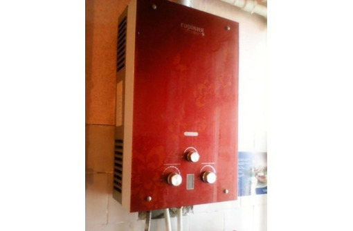 Ремонт и обслуживание газовых колонок. Севастополь, фото — «Реклама Севастополя»