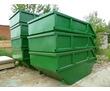 Вывоз строительного мусора контейнерами(мульды,лодки), фото — «Реклама Севастополя»