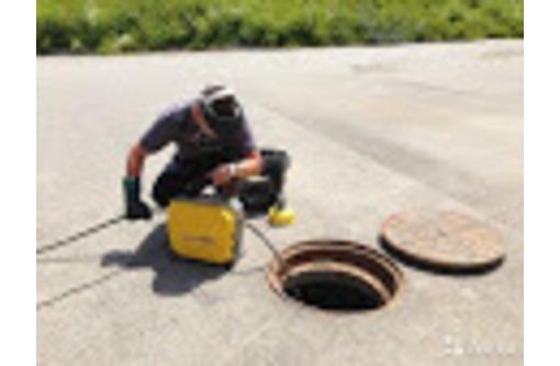 Аварийная прочистка канализации Партенит, фото — «Реклама Партенита»