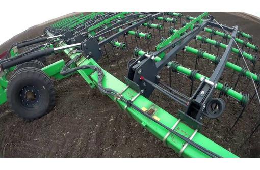 Услуги по обработке почвы бороной в Крыму, услуги полевых работ, фото — «Реклама Красногвардейского»
