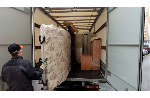 Квартирный переезд. Газель и грузчики. Вывоз мусора, фото — «Реклама Севастополя»