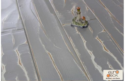 Массивная доска EuroDeck Блиц серый (дуб)  от 5500 руб./м2. Бесплатная доставка по Крыму, фото — «Реклама Алупки»
