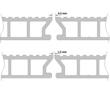 Террасная доска из ДПК New антрацит  1780 руб./м2. Бесплатная доставка по Крыму, фото — «Реклама Севастополя»