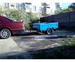 Сдам в аренду прицеп для легкового авто 500р, фото — «Реклама Севастополя»