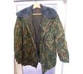 зимняя куртка камуфляж х/б с войлочной подстёжкой - Мужская одежда в Бахчисарае