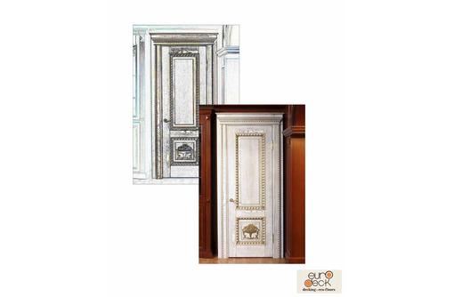 Двери из массива. Межкомнатная дверь 00103. Столярные изделия. Бесплатная доставка по Крыму, фото — «Реклама Алушты»