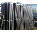 Столбы металлические для забора оптом и в розницу с доставкой - Металл, металлоизделия в Белогорске
