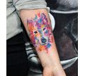 Художественная Татуировка - Косметологические услуги, татуаж в Симферополе