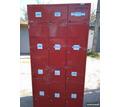 металлический шкаф 12 ячеек - Продажа в Крыму