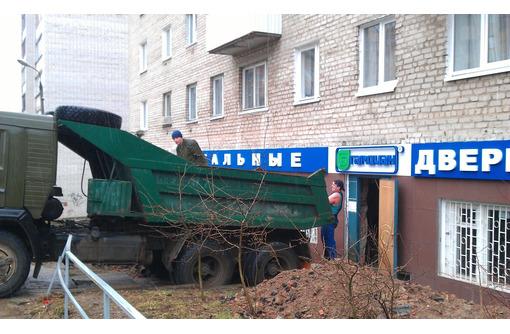 Вывоз мусора, хлама из подвалов и чердаков, Камаз, Газон, Газель, услуги грузчиков.Без выходных, фото — «Реклама Севастополя»