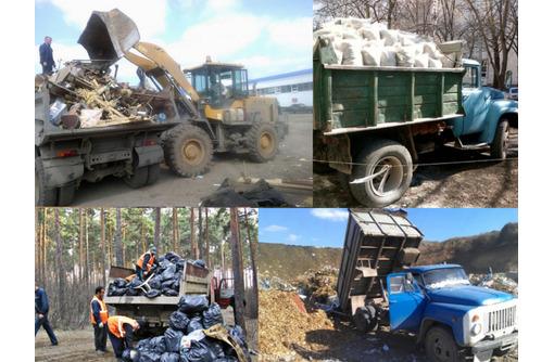 Вывоз, вынос, спуск по этажам строительного мусора, хлама Севастополь!, фото — «Реклама Севастополя»