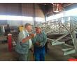 Рубка до 28 мм, гибка до 12 мм, сварка металлов. Изготовление металлоконструкций в Крыму., фото — «Реклама Севастополя»