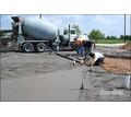 Бетонные работы, заливка колонн - Строительные работы в Крыму
