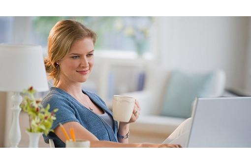 Оператор (частичная занятость), фото — «Реклама Алушты»