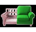 Ремонт и перетяжка мягкой мебели - Мягкая мебель в Симферополе
