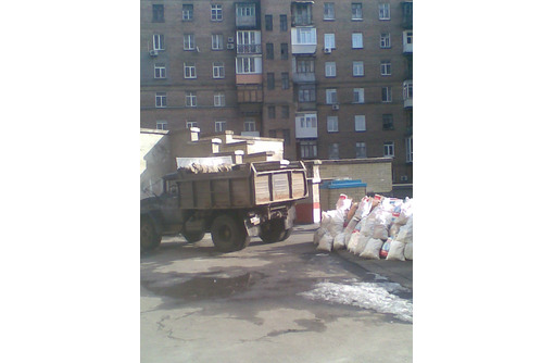 Вывоз строительного мусора,хлама,веток,колючек.Камаз,Зил,Газель.Без выходных, фото — «Реклама Севастополя»