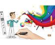Требуется графический дизайнер, фото — «Реклама Севастополя»