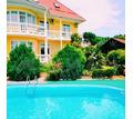 Сдается большая вилла отельного типа  в курортном поселке Малый Маяк, Крым, Алушта - Аренда домов, коттеджей в Алуште