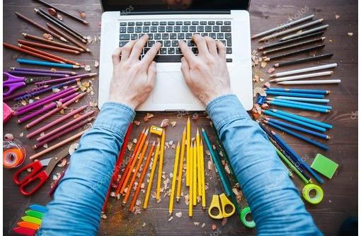Требуется Графический дизайнер в компанию Добрыня-Дар, фото — «Реклама Севастополя»