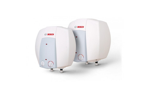Электрический накопительный водонагреватель Bosch Tronic 2000T ES 010-5 M 0 WIV-T 10л (под мойкой), фото — «Реклама Севастополя»