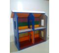 Домик для кукол или гараж для машинок. - Детская мебель в Крыму