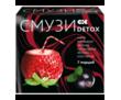 Смузи «DETOX» - клубника, смородина, мята, яблоко - 7 порций, фото — «Реклама Севастополя»