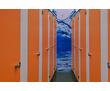 Сантехнические туалетные модульные перегородки HPL пластик. Поставки готовых изделий под проект. Г1, фото — «Реклама Севастополя»