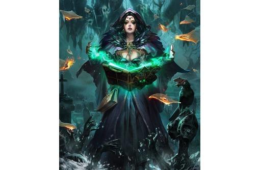 Маг потомственная ясновидящая и маг. Является специалистом в мире магии., фото — «Реклама Евпатории»