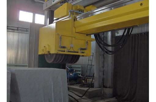 Камнеобрабатывающее оборудование, фото — «Реклама Севастополя»