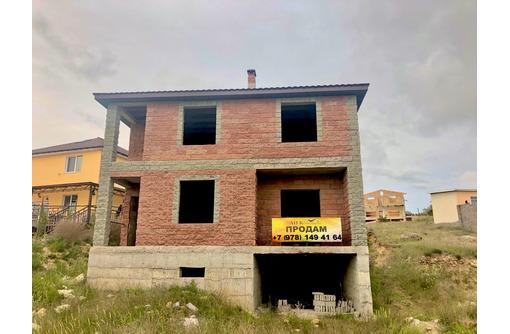 Добротный дом -недострой! В Роднике на 12 сотках земли. 4600, фото — «Реклама Севастополя»