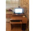 продам компьютерный стол б/у в хорошем состоянии - Столы / стулья в Севастополе