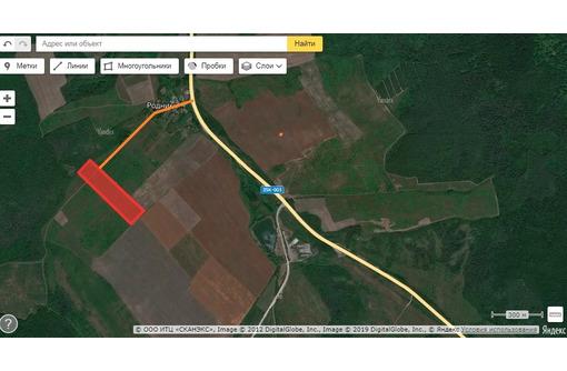 Продам Земельный участок 2,9 га (28 862 кв.м.) в селе Родники Белогорского района, фото — «Реклама Белогорска»