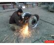 Изготовление металлоконструкций. Рубка до 25 мм, гибка до 12мм, сварка., фото — «Реклама Севастополя»