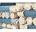 Сетка-рабица оцинкованная, прочная - Металл, металлоизделия в Белогорске