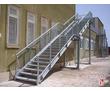 Внутренние и наружные металлические лестницы, фото — «Реклама Севастополя»