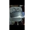 Клавиатура ПК Chicony KU-0903 USB glossy Black, super small - Продажа в Севастополе