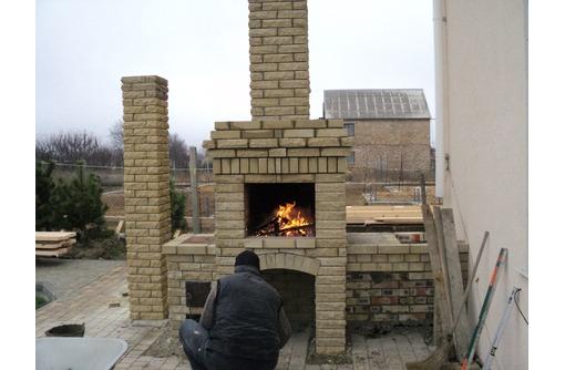 Камины барбекю печи под казан.большой опыт работы., фото — «Реклама Керчи»