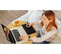 Заработок в онлайн школе, доход на карту банка - Работа на дому в Севастополе