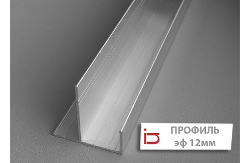 Профиль для монтажа стеновых панелей, фото — «Реклама Севастополя»